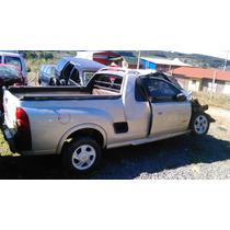 Chevrolet Montana Sport 1.8 2005 Flex Sucata - Rs Peças