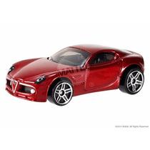 Hot Wheels Alfa Romeo 8c Competizioni 29/2014 Lacrado