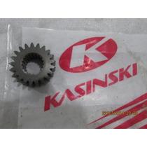 Engrenagem De Transmissão Da Kasinski Crz 150