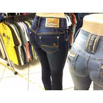 Linda ....calça Jeans Feminina Morena Rosa - Temos Pit Bull