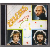 Cd Bee Gees - Love Hits - (16 Sucessos) - Cd Original
