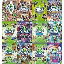 The Sims 3 Completo Com Todas As Expansões