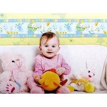 Adesivo De Parede Faixa Decorativa Quarto Bebê Menino