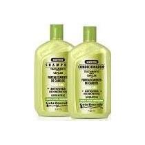 Shampoo E Condicionador Gota Dourada Antiqueda Reconstrutor