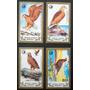 A3770 Mongólia Aves De Rapina Yvert Nº 1604/7 Nn Completa