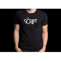 Camiseta The Script Camisa Rock