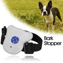 Coleira Anti Latido Bark Stop Adestramento Cães