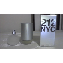Perfume 212 Nyc Feminino Edt 100ml Carolina Herrera Original