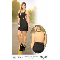 Vestido Curto Panicat 129,90