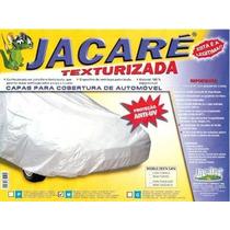 Capa P/ Cobrir Carro Jacaré Forrada 100% Impermeável P M G