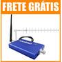 Repetidor De Celular Aquario 850,900 Ou 1800mhz Frete Grátis