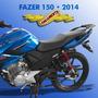 Suporte Bagageiro Fazer / Factor 150