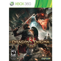 Dragons Dogma - Xbox 360 - Original Novo Lacrado