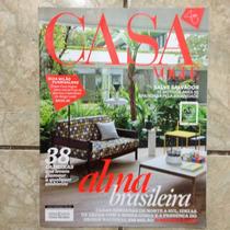Revista Casa Vogue 356 4.2015 Alma Brasileira Casas Arejadas