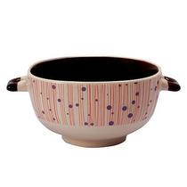 2 Canecas Sopa Bowl Alça Texas 500 Ml Premium Gourmet Luxo