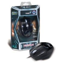 Mouse Gamer Gx Maurus Pro 5 Botoes Macros 3500 Dpi Mmo Rts