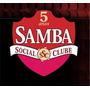 Dvd Samba Social Clube 5 (2014)