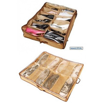 Organizador De Sapatos Shoes 12 Pares Sapateira Flexivel