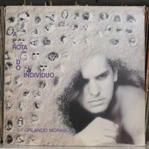Lp Orlando Morais A Rota Do Individuo Exx Estado + Encarte