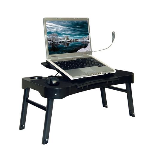 Mesa port til para notebook cooler gr tis lumin ria de - Mesa de dibujo portatil ...