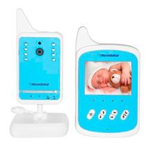 Câmera Vigiar Bebe Com Monitor Sem Fio Baba Eletronica