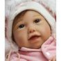 * Cuddle Bear Boneca Bebê Reborn + Enxoval E Acessórios