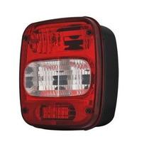 Lanterna Traseira Jeep Buggy Caminhao Carroceria Troller