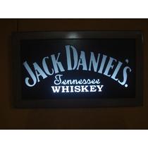 Luminoso Luminária Bar Jack Daniels