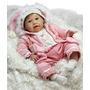 Cuddle Bear Boneca Bebê Reborn + Enxoval Encomenda 60 Dias