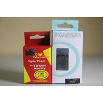 3 Baterias Np-fw50 + Carregador P/ Sony A7, Alpha Nex