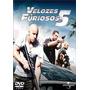 Dvd Velozes E Furiosos 5 Operação Rio Vin Diesel Paul Walker