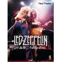 Livro Led Zeppelin - Fotografias - Editora Madras