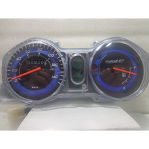 Painel Completo Para Honda Cg 150 2009 Ks Azul