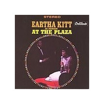 Cd Eartha Kitt In Person At The Plaza (importado)