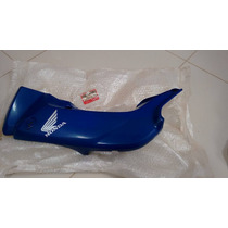 Carenagem Frontal Esquerda Azul Pop 100 Original