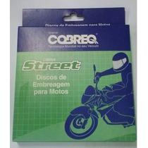 Discos De Embreagem (fricção) Yamaha Dt 200 / 200r Cobreq