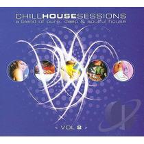 Promoção Cd Chill House Sessions Vol. 2