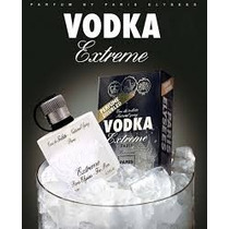 Vodka Extreme 100ml Paris Elysees
