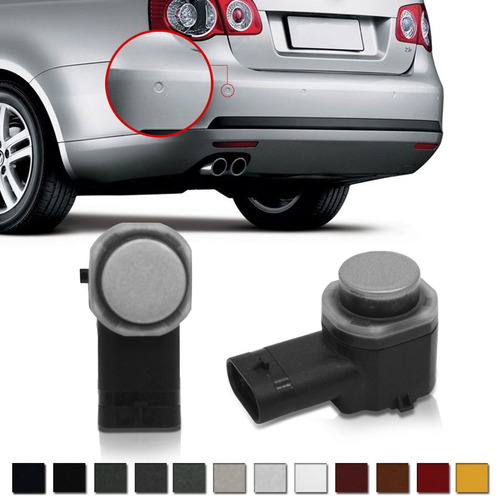 Sensor De Estacionamento Original Vw Amarok 2010 2011 2012