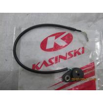 Sensor De Transmissão Do Trambulador Da Kasinski Crz 150.