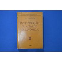 Livro Introdução A Analise Economica Paul A Samuelson