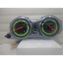 Painel Completo Para Honda Cg 150 09/10 Esd Verde