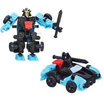 Boneco Miniatura Transformers Autobot Drift Construct Bots