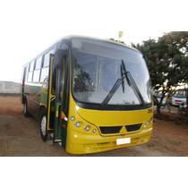 Ônibus Curto Neobus Spectrum (micrão), Ano 2006.