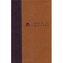 Bíblia Do Ministro Capa Luxo Nvi
