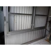 Portão De Aluminio De Correr