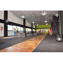Piso Academia Crossfit Playground 15mm