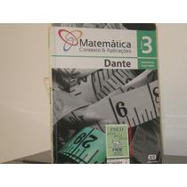 Matemática Contexto Aplicações Dante Volume 3