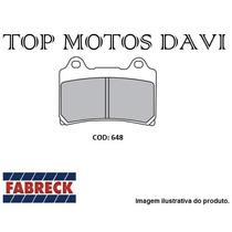 Pastilha Freio Fabreck Yamaha Tdm 850 - 2867