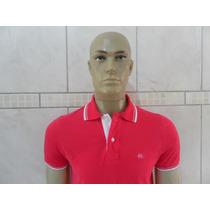 Camisa Gola Polo Masc Fino Acabamento Malha